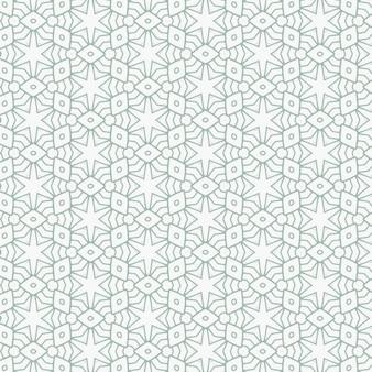 Geometrischen linien abstraktes muster