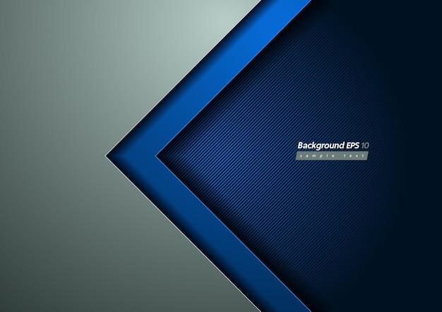 Geometrischer abstrakter hintergrund, modernes design.