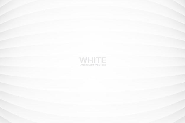 Geometrischer abstrakter weißer hintergrund
