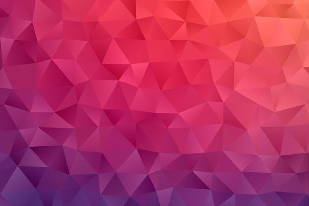 Geometrischer bunter hintergrund