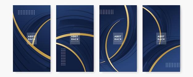 Geometrischer flyer, banner-design-vorlage social-media-post-vorlage