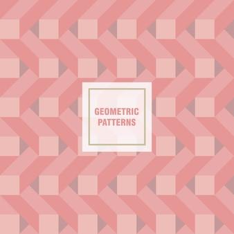 Geometrischer hintergrund nahtlos für darstellung