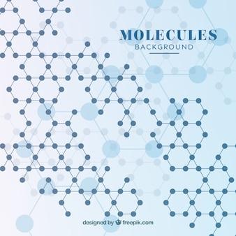 Geometrischer hintergrund von molekülen