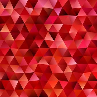 Geometrisches chaotisches polygonales dreieckhintergrunddesign