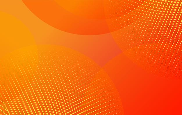 Geometrisches design des abstrakten hintergrundes des vektors