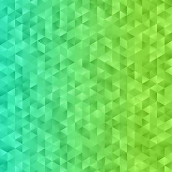 Geometrisches muster. abstrakter hintergrund. polygon low poly