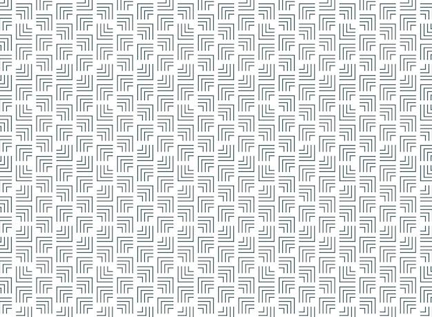 Geometrisches muster