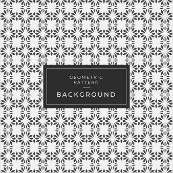 Geometrisches nahtloses muster des eleganten scheins mit schwarzweiss-beschaffenheit. trendige glitzertapete.