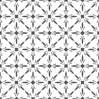 Geometrisches nahtloses muster. kann für hintergrund- und seitenfüllungs-webdesign verwendet werden. illustration