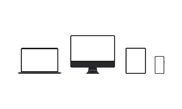 Gerätesymbol in schwarz eingestellt