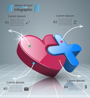 Geschäft infographics-origamiart