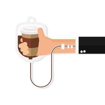 Geschäfte brauchen mehr kaffee