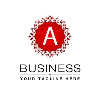 Geschäfts-logo-a-monogramm