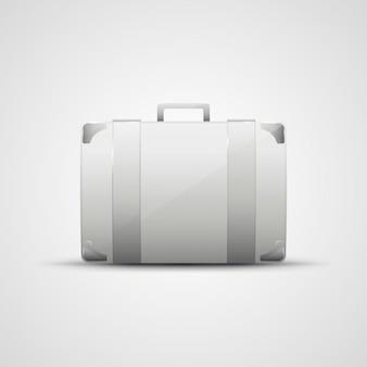 Geschäftsaktenkoffer, moderne ikone