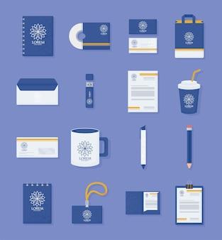 Geschäftsbriefpapier für firmen