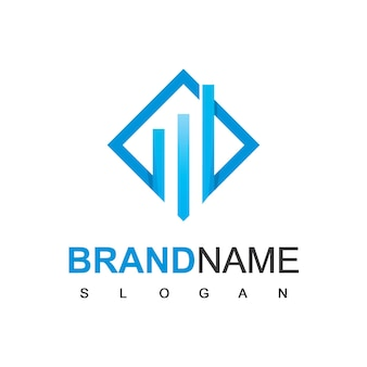 Geschäftsdiagramm-logo