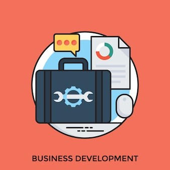 Geschäftsentwicklung