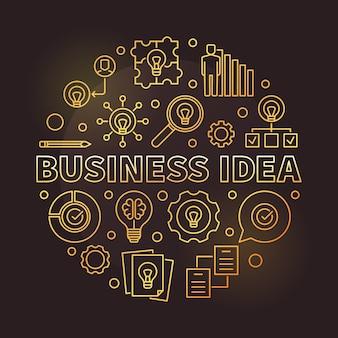 Geschäftsidee