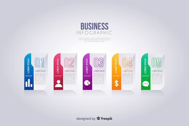 Geschäftsinfografik