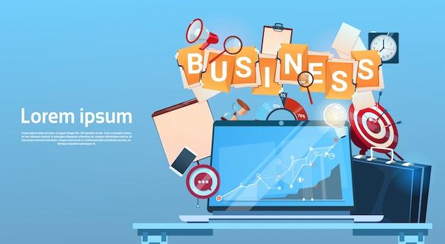 Geschäftsleben-konzept-marketing-teamwork-dokument und -ziel