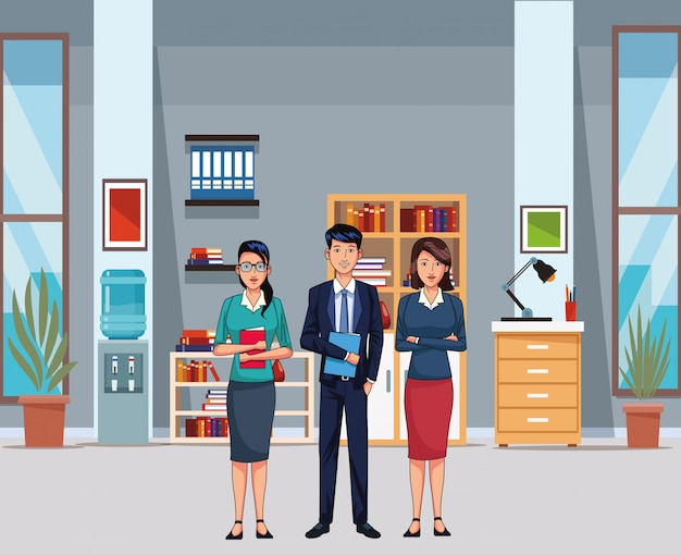 Geschäftsleute avatar