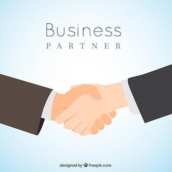 Geschäftspartner
