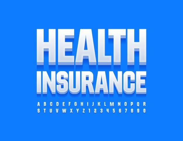 Geschäftsvorlage krankenversicherung