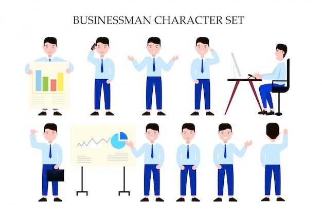 Geschäftszeichensatz