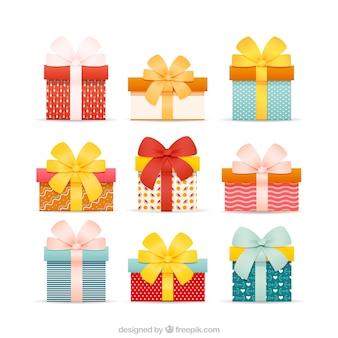Geschenk-boxen