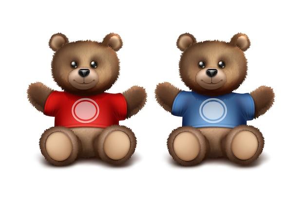 Geschenkbären für junge sportler
