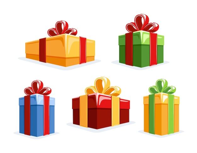 Geschenkboxen eingestellt