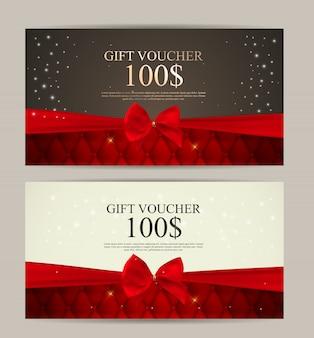 Geschenkgutscheinvorlage für ihr unternehmen