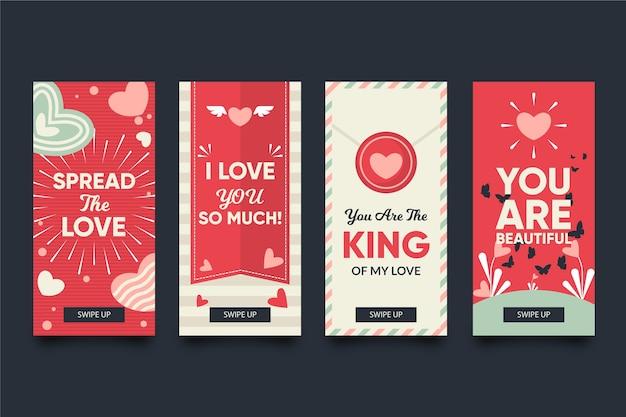 Geschichte sammlung valentinstag