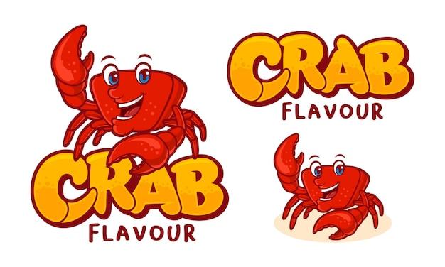Geschmack nach roten krabben