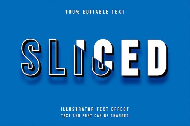 Geschnittener, bearbeitbarer weißer dunkelblauer texteffekt des modernen schattenschneidestils 3d