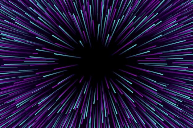 Geschwindigkeit des hellpurpurnen und blauen hintergrunds