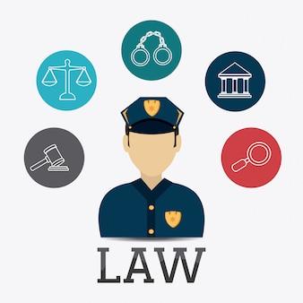 Gesetz design.
