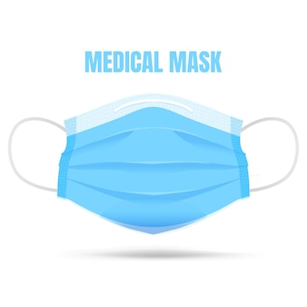 Gesicht madical mask