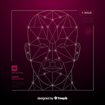 Gesichtserkennung mit künstlicher intelligenz