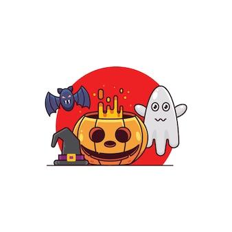 Gespenstisches halloween