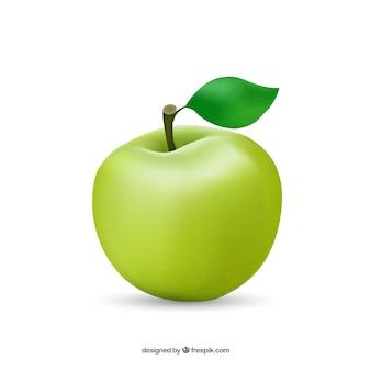 Gesunde apple
