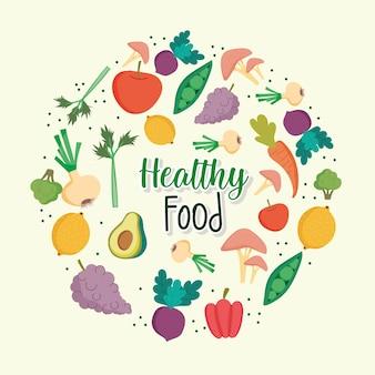 Gesunde lebensmittelzusammensetzung