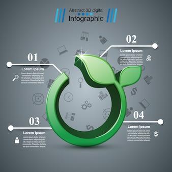 Gesundheit infografik.