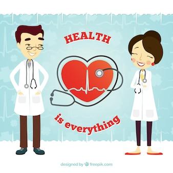 Gesundheit ist alles