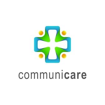 Gesundheit Logo Vorlage