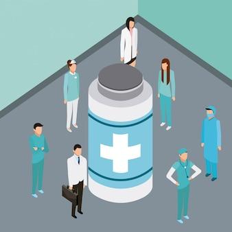 Gesundheit von medizinern