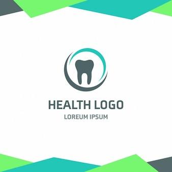 Gesundheit zahnarzt logo