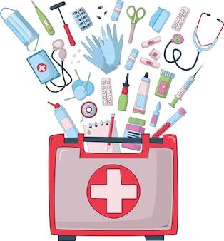 Gesundheitskrankenhaus und medizinische diagnostik