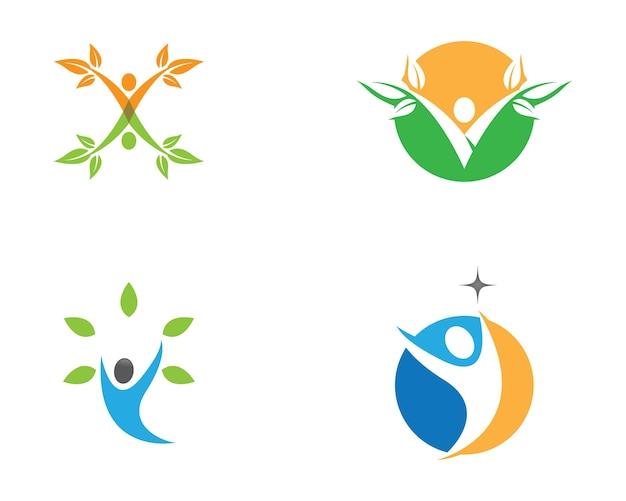 Gesundheitsvektorikonen-illustrationsdesign
