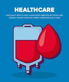 Gesundheitswesen-konzept